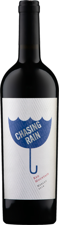 Chasing Rain Merlot - Red Mountain - Aquilini Family Wines